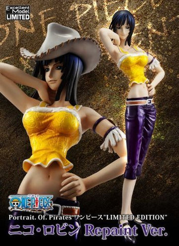 Image for One Piece - Nico Robin - Excellent Model - Portrait Of Pirates Limited Edition - Portrait Of Pirates Neo - 1/8 - Repaint Ver. (MegaHouse)