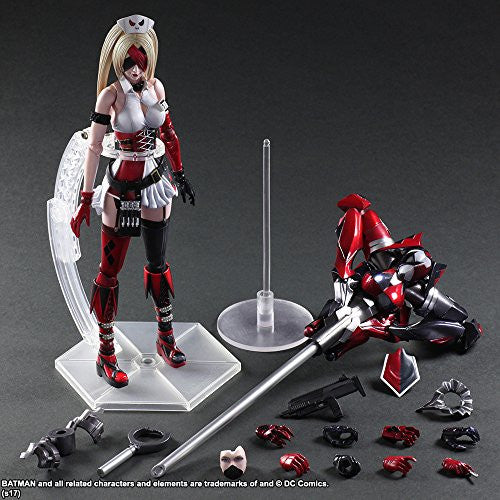 Image 2 for Batman - Harley Quinn - Play Arts Kai - Variant Play Arts Kai (Square Enix)