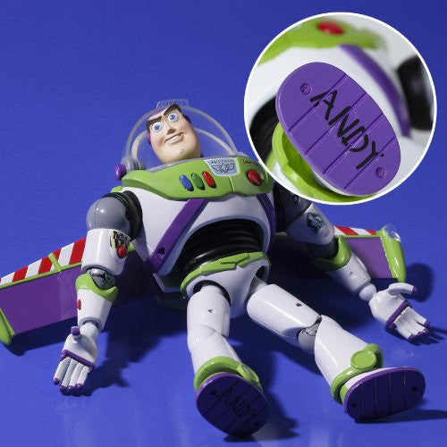 Image 10 for Toy Story - Buzz Lightyear - Green Army Men - Revoltech - Revoltech SFX #011 - Legacy of Revoltech LR-046 (Kaiyodo)