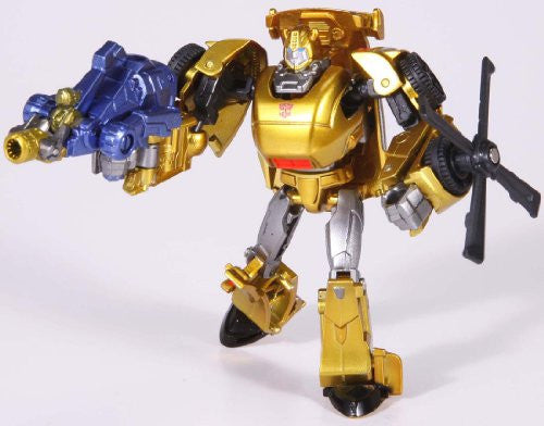 Image 4 for Transformers - Bumble - Blaze Master - Transformers Generations - Bumblebee, Blaze Master (Takara Tomy)