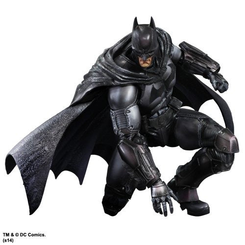 Image 1 for Batman: Arkham Origins - Batman - Play Arts Kai (Square Enix)