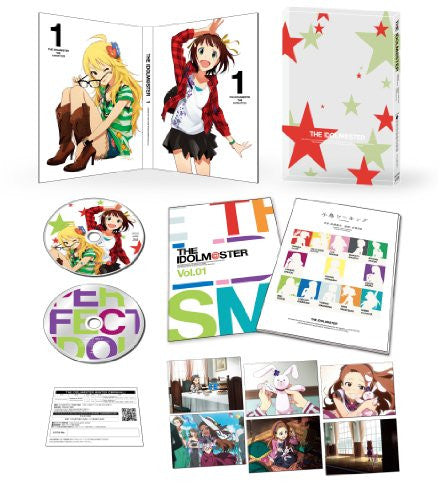 Image 2 for The Idolm@ster 1 [Blu-ray+CD Limited Edition]