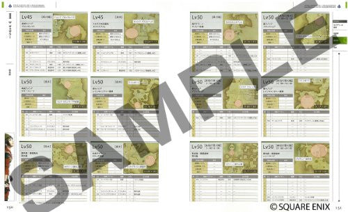 Image 3 for Final Fantasy Xiv: Shinsei Eorzea World Report Patch 2.1 Class/Job/Data