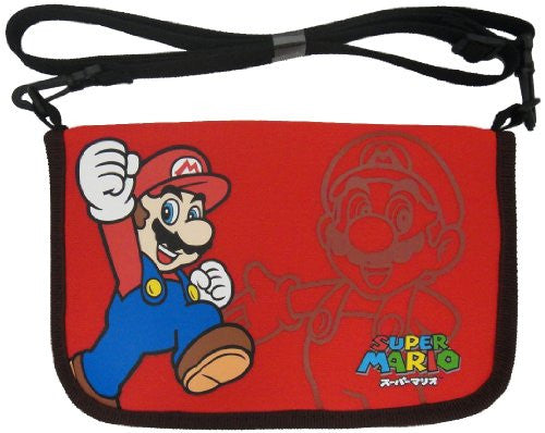 Image 1 for Possum Shoulder Bag for 3DS LL (Mario Version)