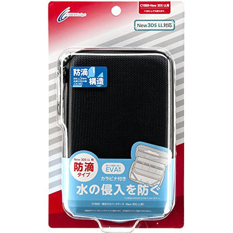 Image for Waterproof Semi Hard Case for New 3DS LL (Black)