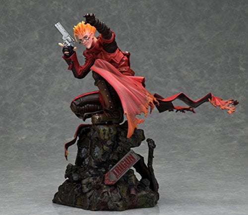 Image 4 for Trigun: Badlands Rumble - Vash the Stampede - 1/6 - Attack Ver. (Fullcock)