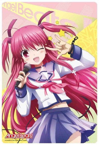 Image 1 for Angel Beats! - Yui - Mousepad - Large Format Mousepad (Broccoli)