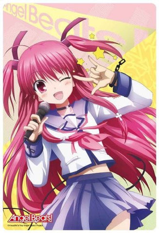 Image for Angel Beats! - Yui - Mousepad - Large Format Mousepad (Broccoli)