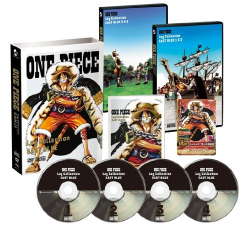 One Piece Log Collection - East Blue [Limited Pressing]
