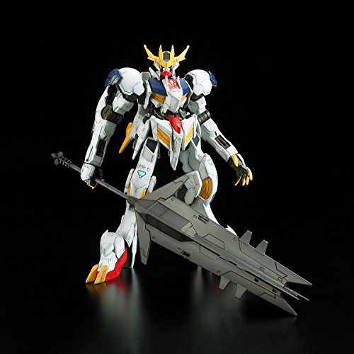 Image 9 for Kidou Senshi Gundam Tekketsu no Orphans - ASW-G-08 Gundam Barbatos Lupus Rex - 1/100 Gundam Iron-Blooded Orphans Model Series - 1/100 (Bandai)