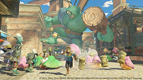 Image 3 for Dragon Quest Heroes I・II