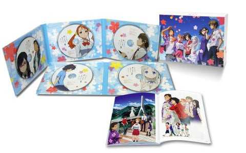 Image for Ano Hi Mita Hana No Namae Wo Bokutachi Wa Mada Shiranai Blu-ray Box [Limited Edition]