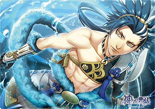 Image 11 for Kamigami no Asobi - Ludere deorum - Totsuka Takeru - Clear Poster - Kamigami no Asobi Trading Clear Poster (Broccoli)