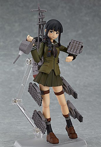 Image 4 for Kantai Collection ~Kan Colle~ - Kitakami - Figma #262 (Max Factory)