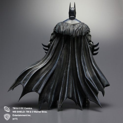 Image 2 for Batman: Arkham Asylum - Batman - Play Arts Kai (Square Enix)