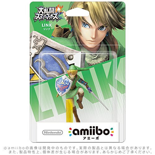Image 2 for amiibo Super Smash Bros. Series Figure (Link)