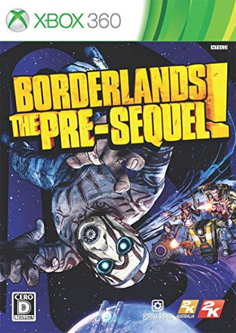 Image for Borderlands: The Pre-Sequel