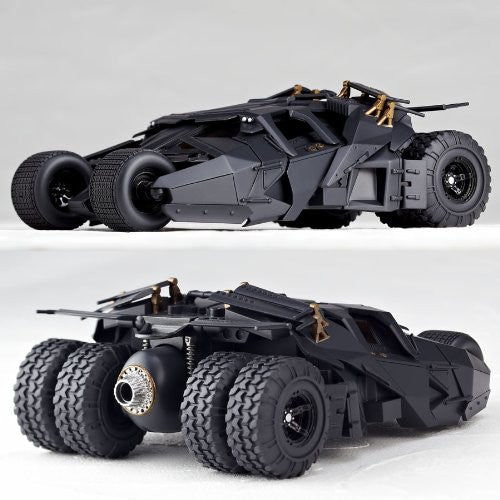 Image 12 for Batman Begins - The Dark Knight - The Dark Knight Rises - Batman - Batmobile Tumbler - Revoltech - Revoltech SFX 043 (Kaiyodo)