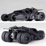 Thumbnail 12 for Batman Begins - The Dark Knight - The Dark Knight Rises - Batman - Batmobile Tumbler - Revoltech - Revoltech SFX 043 (Kaiyodo)