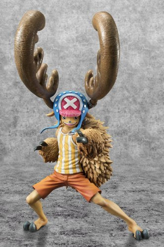 "Image 6 for One Piece - Tony Tony Chopper - Excellent Model - Portrait Of Pirates ""MAS"" - 1/8 - Horn Point (MegaHouse)"