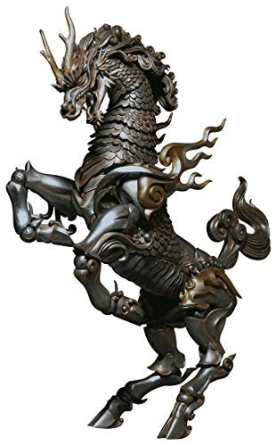 Image 8 for Kirin - Revoltech - Revoltech Takeya - KT Project - Iron Rust Tone Edition (Kaiyodo)