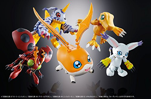 Digimon Adventure - Holy Angemon - Patamon - Digivolving Spirits #07 (Bandai)