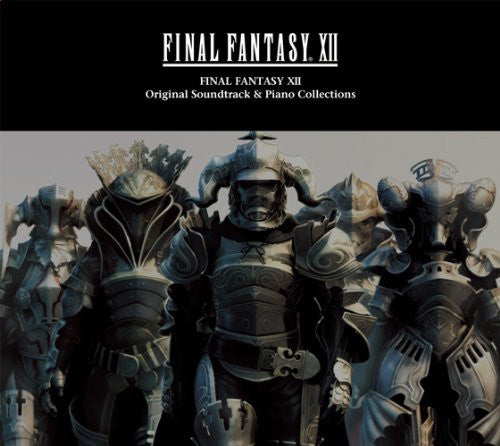 Image 1 for FINAL FANTASY XII Original Soundtrack & Piano Collections