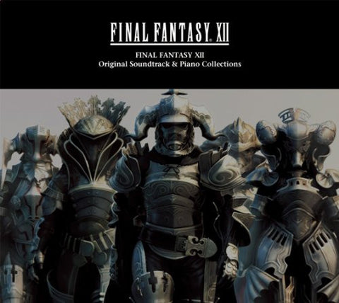 Image for FINAL FANTASY XII Original Soundtrack & Piano Collections