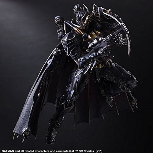 Image 4 for DC Universe - Batman - Play Arts Kai - Variant Play Arts Kai - Timeless - Steampunk (Square Enix)