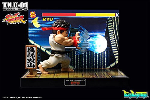 Image 6 for Street Fighter - Ryu - T.N.C 01 (Big Boys Toys)