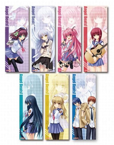 Image for Angel Beats! - Yuri - Angel Beats! - Tanzaku Poster Set - Poster (Toy's Planning)
