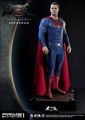 Image 8 for Batman v Superman: Dawn of Justice - Superman - High Definition Museum Masterline Series HDMMDC-03 - 1/2 (Prime 1 Studio)