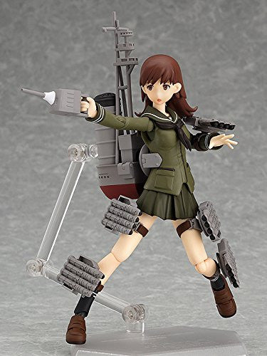 Image 4 for Kantai Collection ~Kan Colle~ - Ooi - Figma #267 (Max Factory)