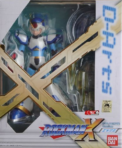 Image 2 for Rockman X - D-Arts - Full Armor (Bandai)