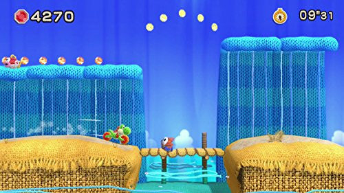 Image 8 for Yoshi's Woolly World [amiibo Set]