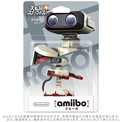 Image 3 for Dairantou Smash Bros. for Wii U - Family Computer Robot - Amiibo - Amiibo Dairantou Smash Bros. Series - Famicom Ver. (Nintendo)