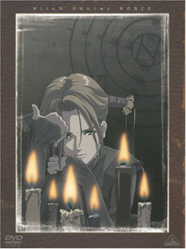 Image 1 for Witch Hunter Robin DVD Box [Limited Edition]
