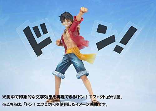 Image 4 for One Piece - Monkey D. Luffy - Figuarts ZERO - -5th Anniversary Edition-, The New World (Bandai)