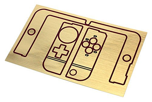 Image 1 for Retro Face Decoration Seal for 3DS LL
