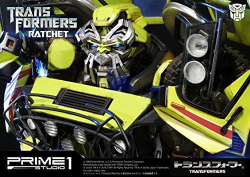 Image 5 for Transformers (2007) - Ratchet - Museum Masterline Series MMTFM-13 (Prime 1 Studio)