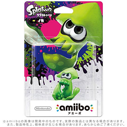 Image 2 for amiibo Splatoon Series Figure (Ika)