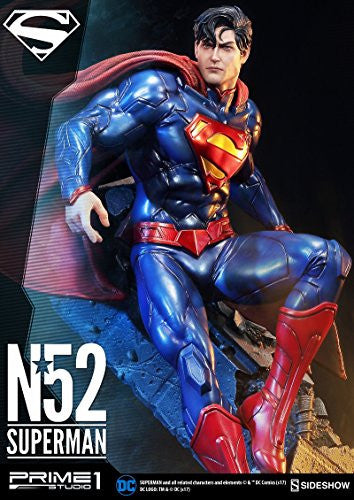 Image 9 for Justice League - Superman - Premium Masterline PMN52-01 - 1/4 - The New52! (Prime 1 Studio, Sideshow Collectibles)