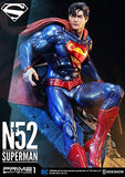 Thumbnail 9 for Justice League - Superman - Premium Masterline PMN52-01 - 1/4 - The New52! (Prime 1 Studio, Sideshow Collectibles)