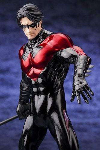 Image 11 for Justice League - Nightwing - DC Comics New 52 ARTFX+ - 1/10 (Atelier Bamboo, Kotobukiya)