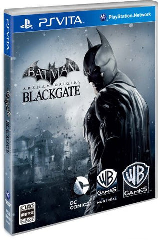 Image for Batman: Arkham Origins Blackgate