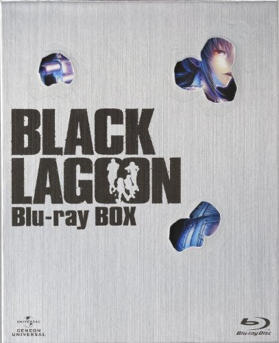 Image 1 for Black Lagoon Blu-ray Box [Limited Edition]