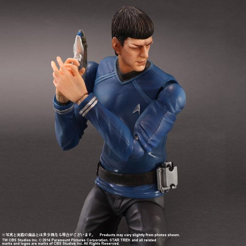 Image 5 for Star Trek Into Darkness - Spock - Play Arts Kai (Square Enix)