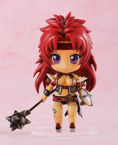 Image 2 for Queen's Blade - Risty - Nendoroid - 143a (FREEing Good Smile Company)