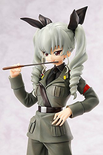 Image 8 for Girls und Panzer - Anchovy - Commander Girls Collection - 1/8 (Penguin Parade)