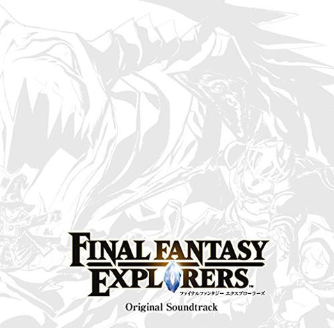 Image for FINAL FANTASY EXPLORERS Original Soundtrack